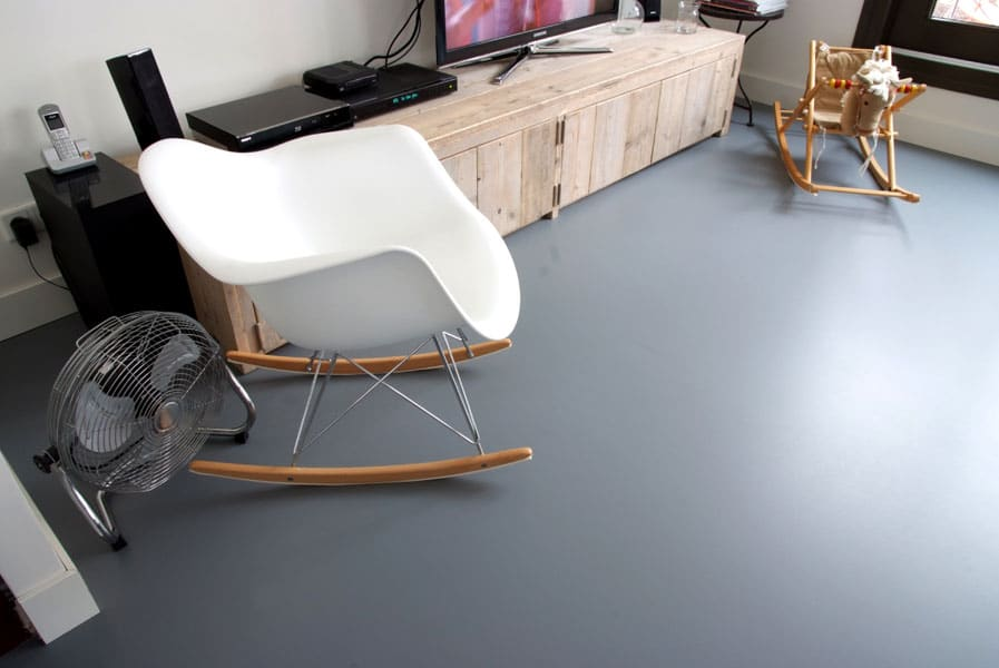 Marmoleum betonlook prijs awesome novilon bella with marmoleum