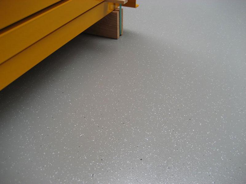 epoxy gietvloer flakes