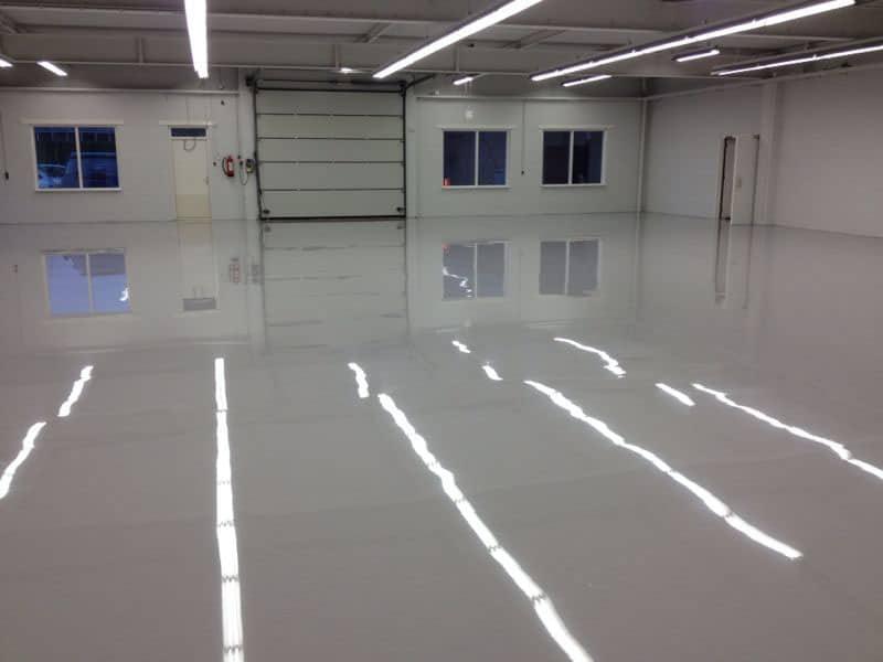 betonvloer coating